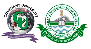 logo of two leading Universities in Nigeria