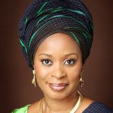 Governor's wife Mrs Olufunsho Amosun Photo