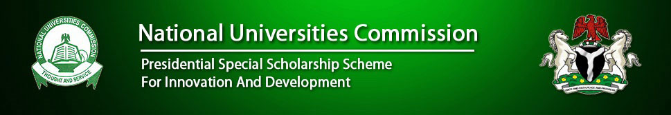 Presidential Special Scholarship Scheme for Innovation and Development