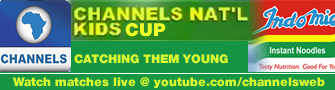 Channels Kids Cup logo